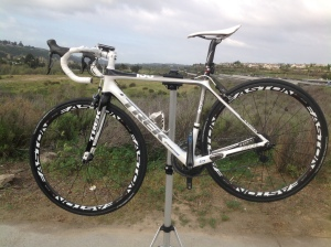 The 2012 Trek Madone 6.9 SSL Our LPP Test Bike The LPP Test Bike