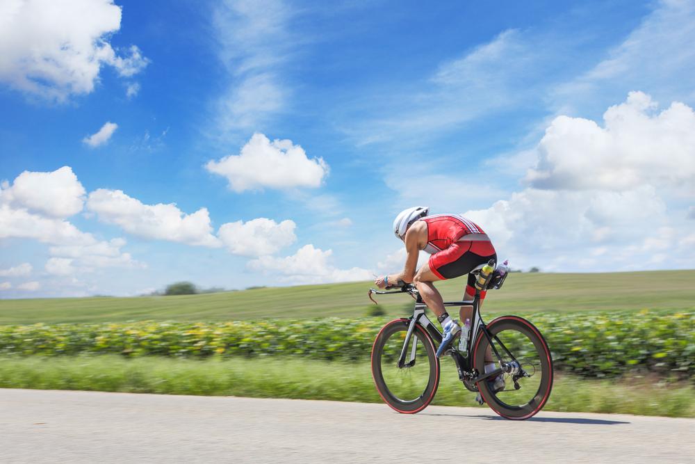 Triathlete on the Go